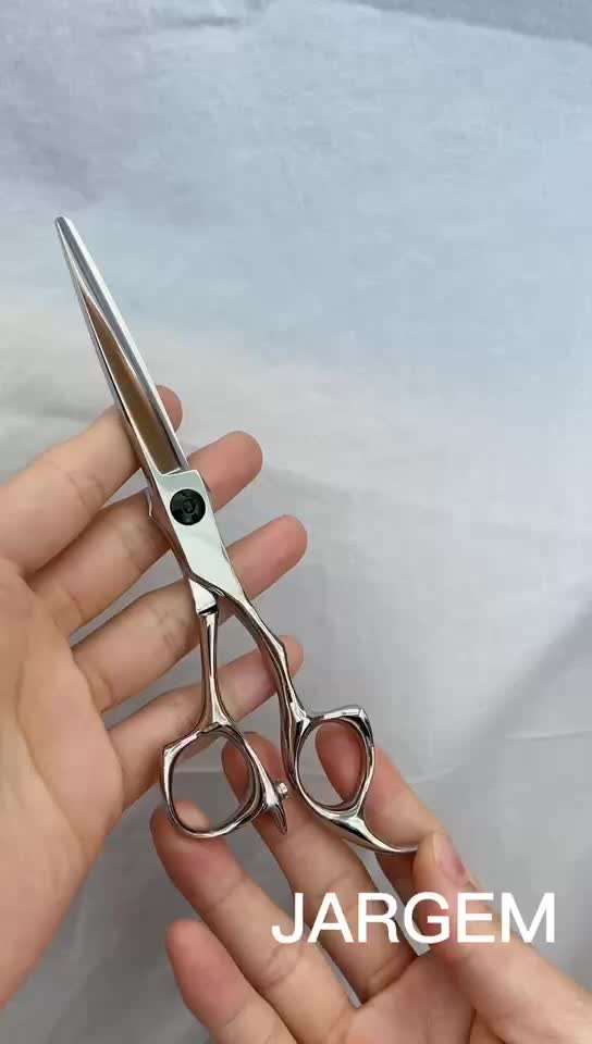 Fast shipping 6.0 inch hair cutting scissors and professional barber scissors