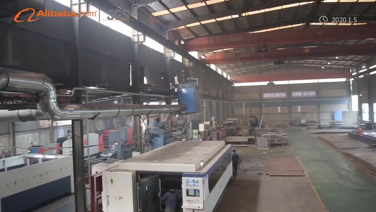 Chuyên nghiệp và có kinh nghiệm tấm kim loại chế tạo Nhà máy cung cấp nước máy bay phản lực cắt tấm kim loại sản phẩm trong dịch vụ OEM
