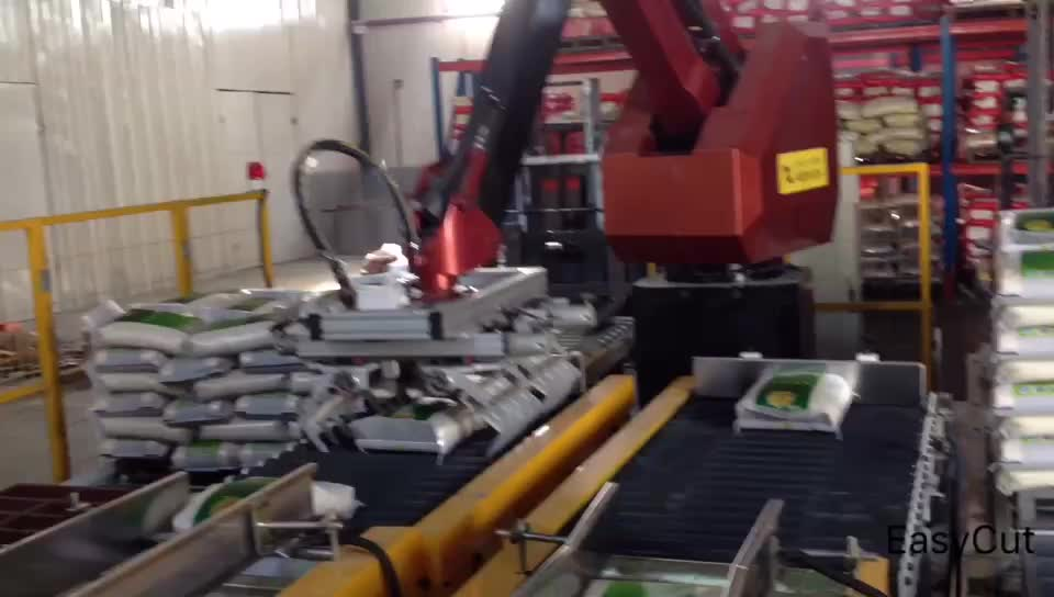 Palletizer robot (hefei eagle)