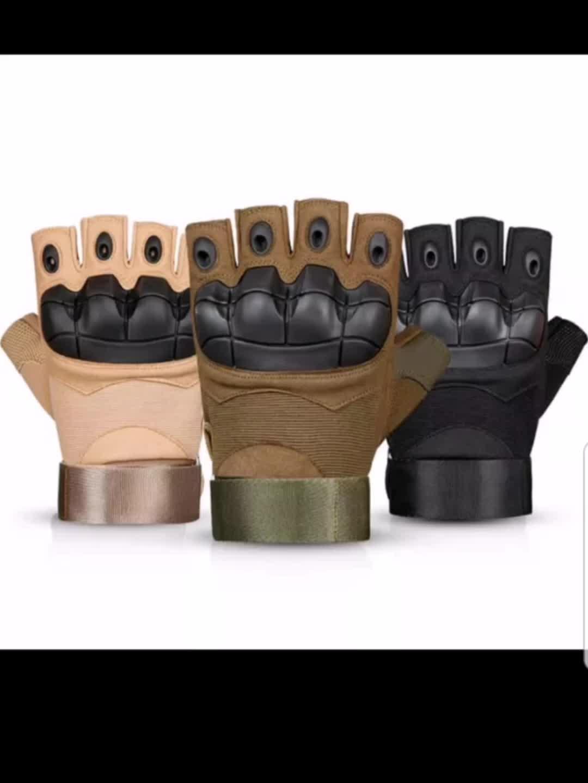 ONS Militaire Special Forces Tactische Leger Handschoenen Outdoor Mannen Vechten Half Vinger Handschoenen