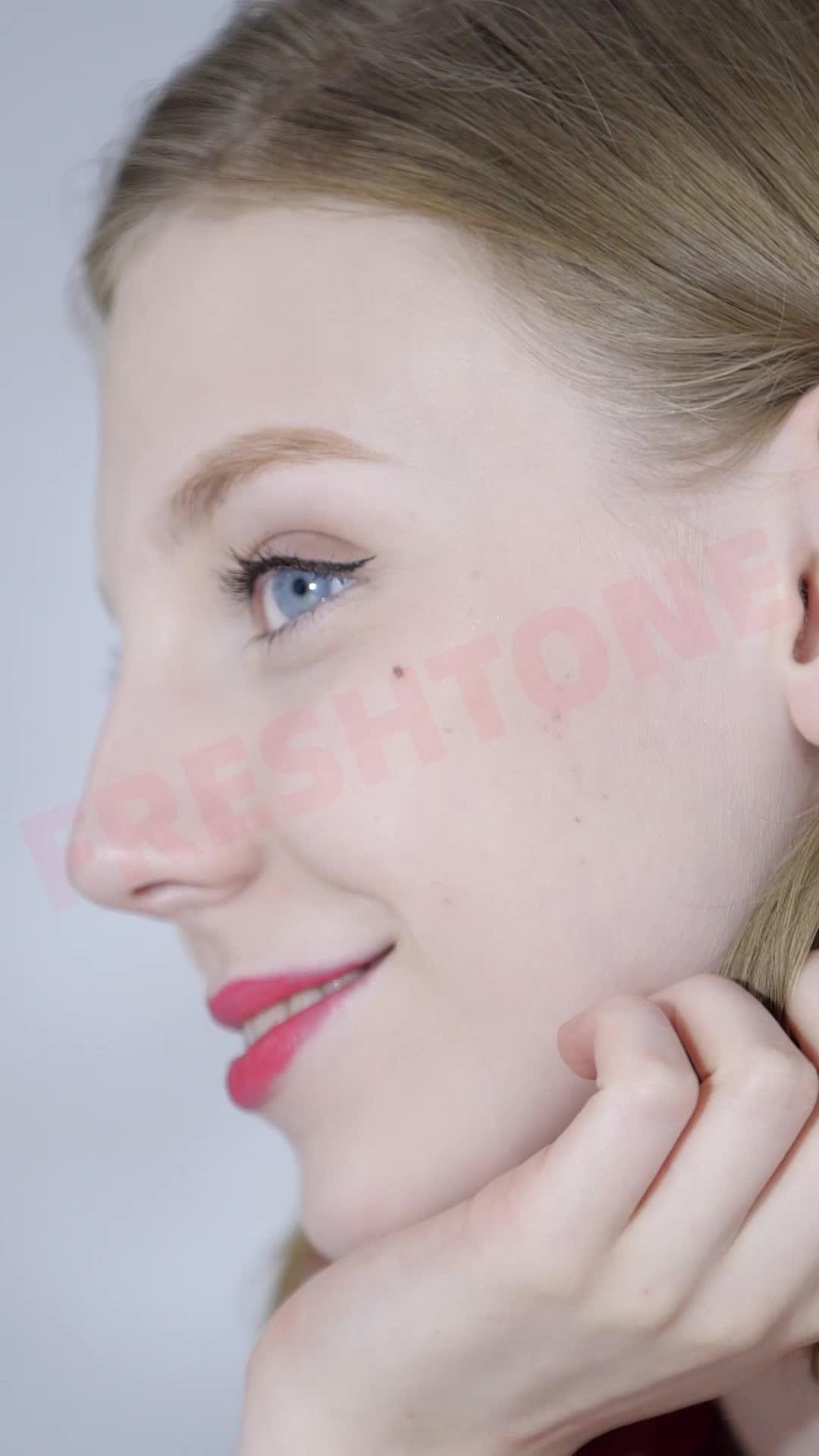 Freshtone Catchy eye to eye decorative wholesale contact lens at low prices