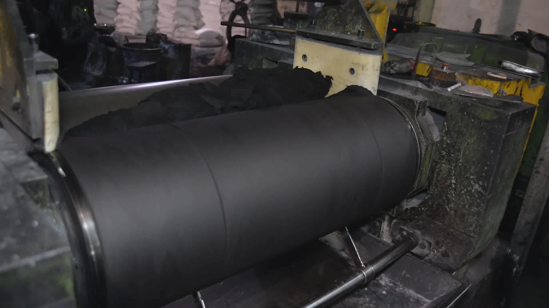 Стандартный вибрационный экран резиновый пружинный демпфер
