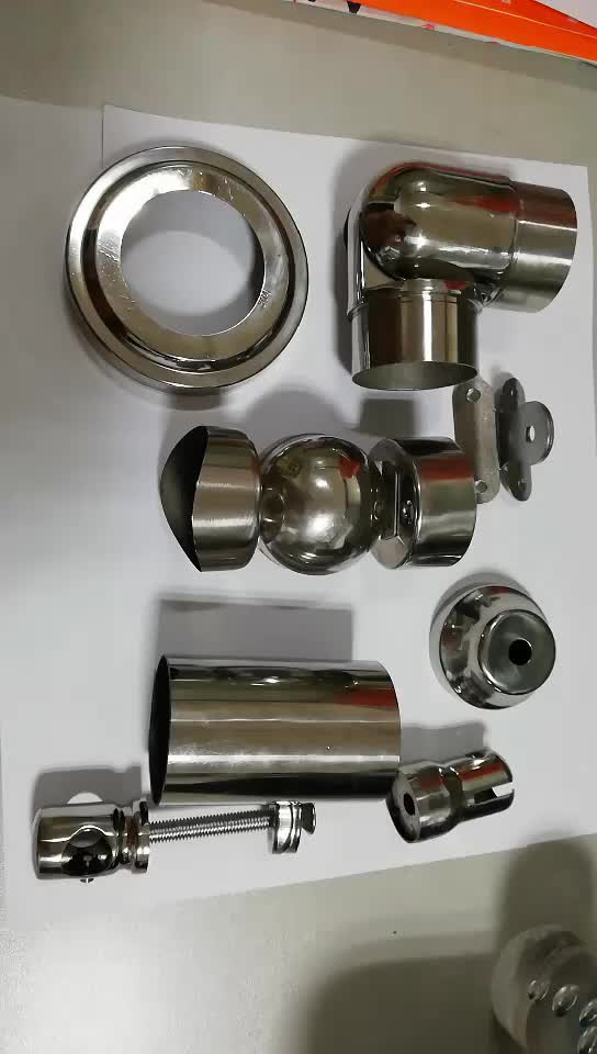 Handrail Tube Pipe Railing Fittings Connectors Part