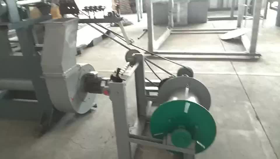 China High capacity Steel wool powder making machine steel wool roll machine