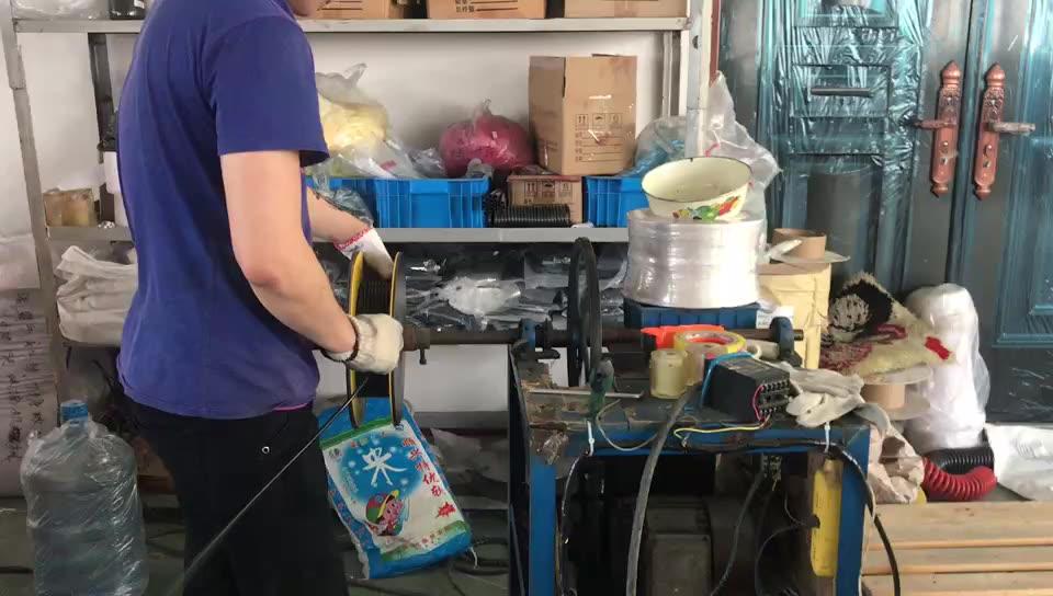 DOT SAE DIN onaylı 1/2 PA naylon garauge sıkıştırılmış hava boru sistemi için sıkıştırılmış hava borusu ve atölye