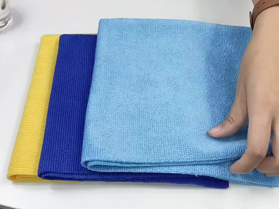 New product Kitchen cleaning towel reusable Microfiber hand cleaning towel