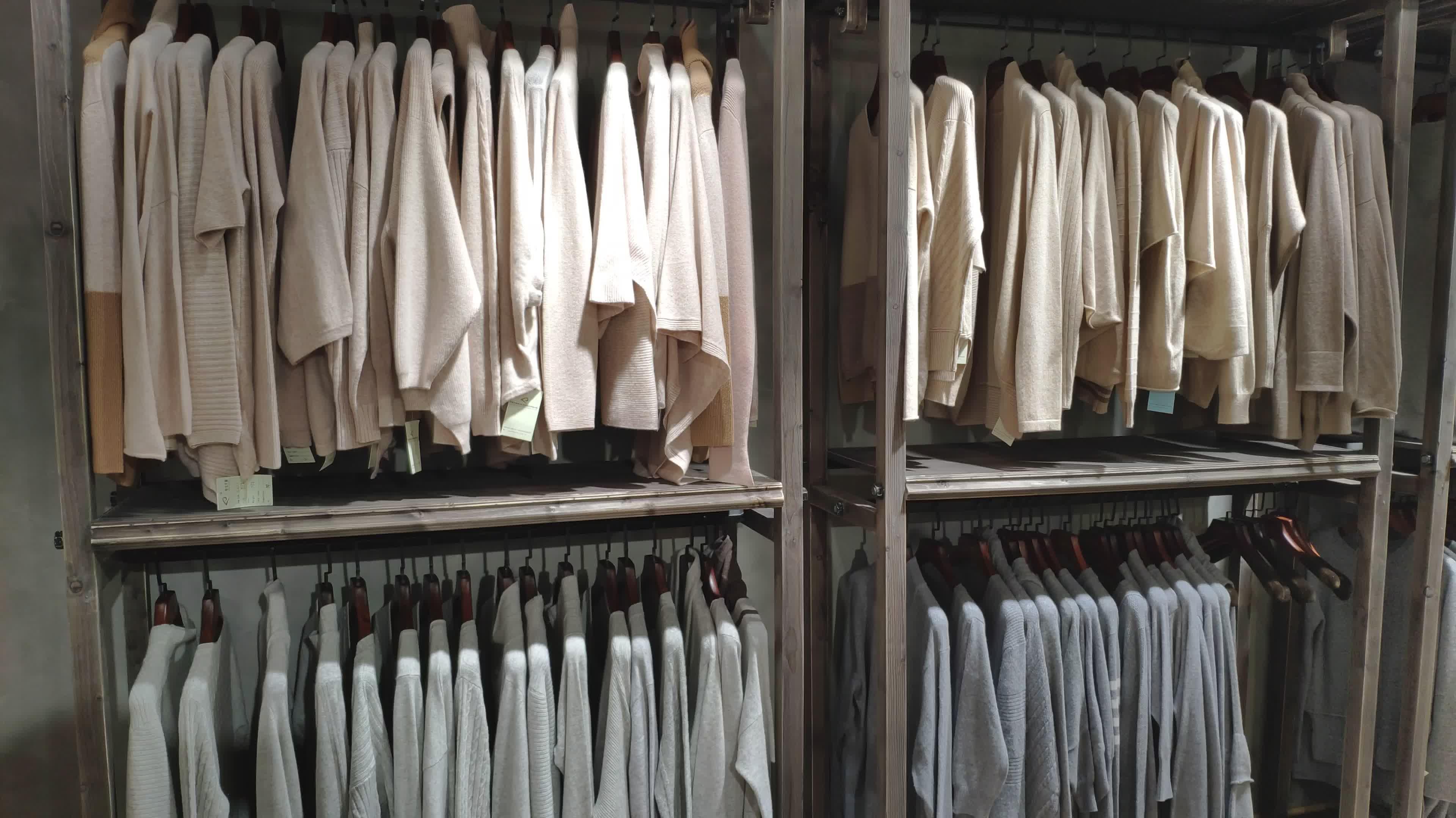 Moderne mode kasjmier gebreide trui