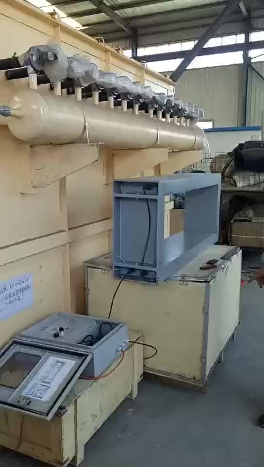 Industriële transportband type tunnel metaaldetector mijnbouw metaaldetector