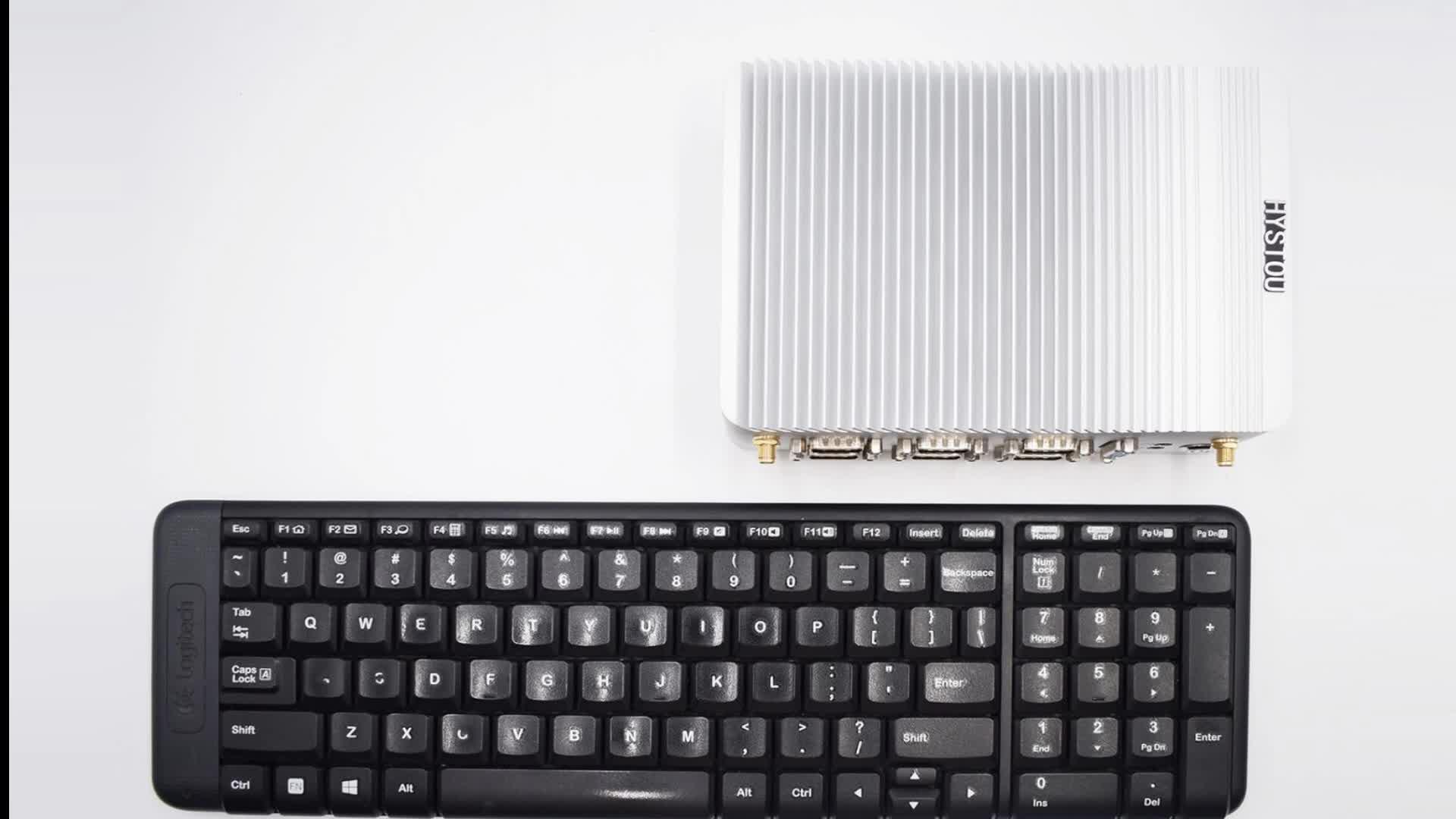 Debian Ubuntu Fedora compatible con intel Celron J1900 nuevo Mini PC linux