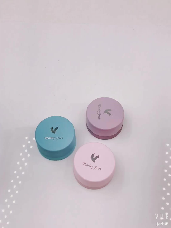 9ML उच्च गुणवत्ता रंगीन छपाई के साथ कांच कॉस्मेटिक जार बच्चे प्रतिरोधी प्रतिरोधी सीबीडी पेंच टोपी