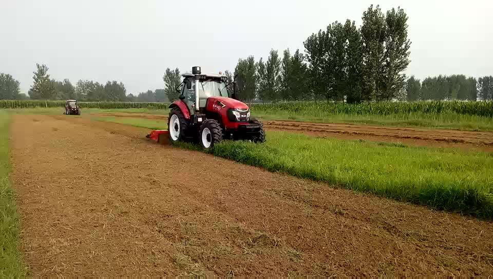 2019 hot selling vierwielaandrijving tractor 140 hp 4wd tractor