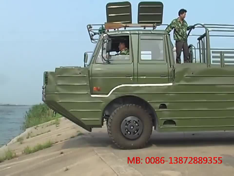2018 China Made Amphibious Vehicles High Quality Army Duck Buy