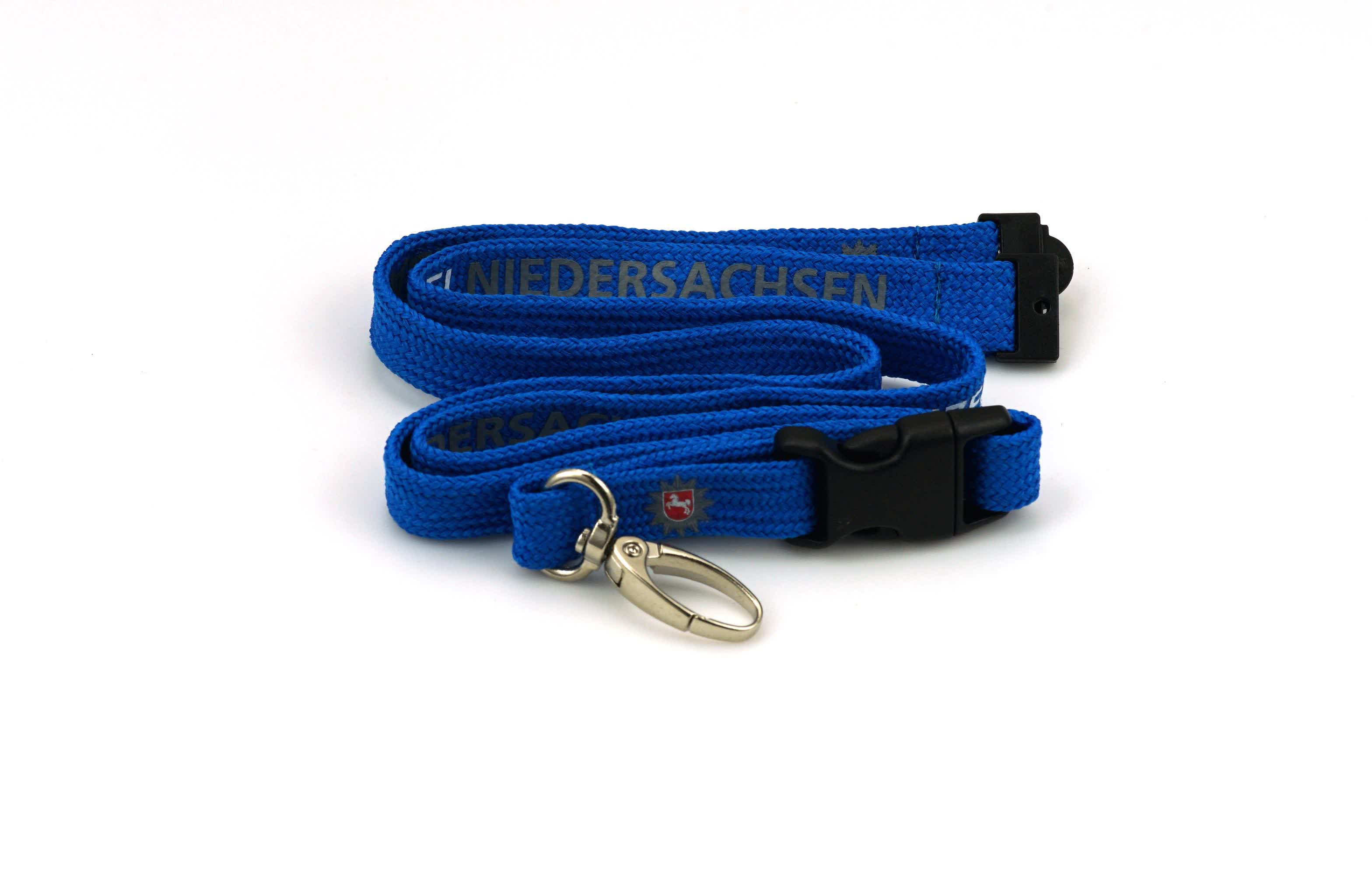 Customized Woven Personalized Printing Lanyard Accessories with Logo