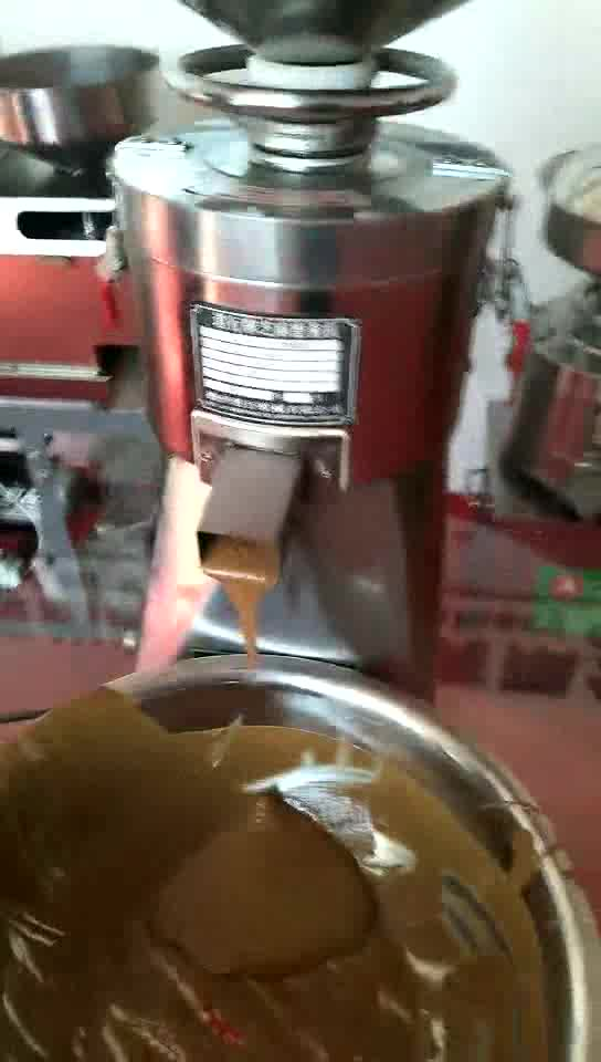 Commercial Small Automatic Peanut Butter Production Line