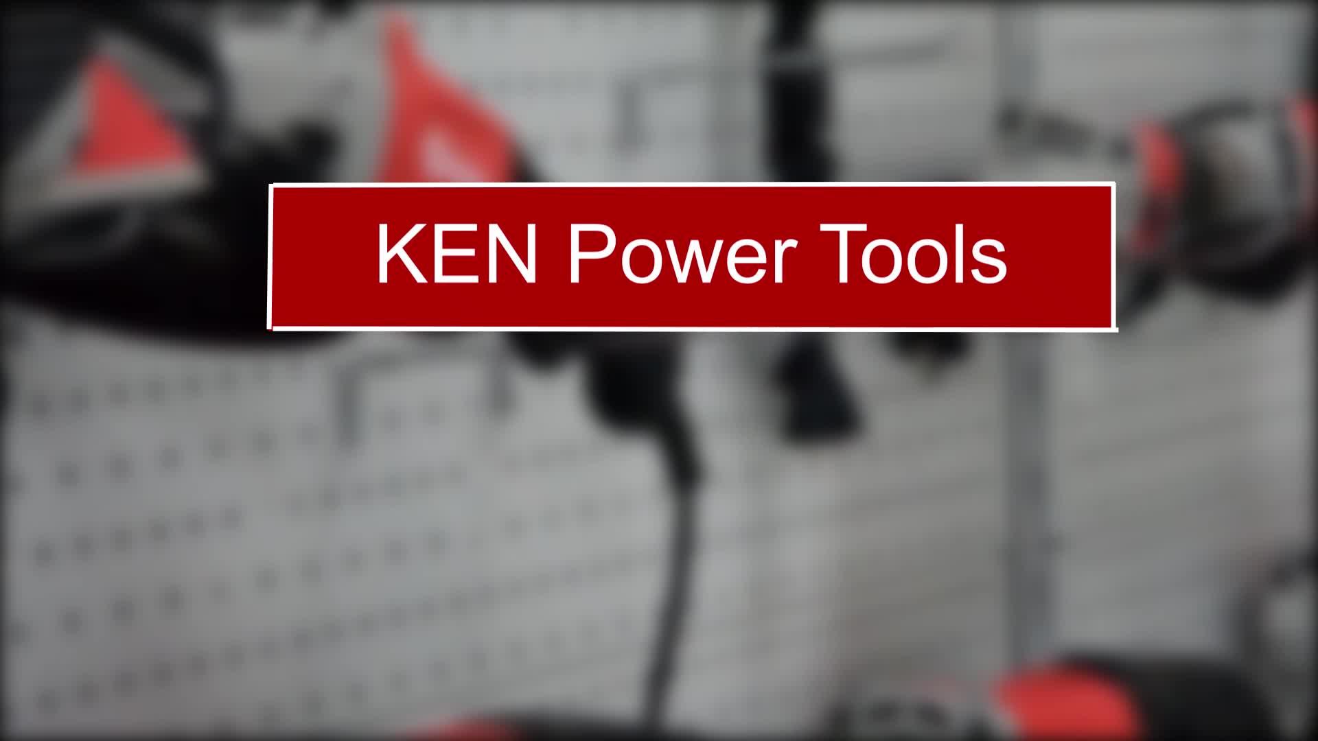 KEN Power Tools Fabriek Draadloze Boor Lithium batterij Boor oplaadbare 12V boor met dubbele snelheid