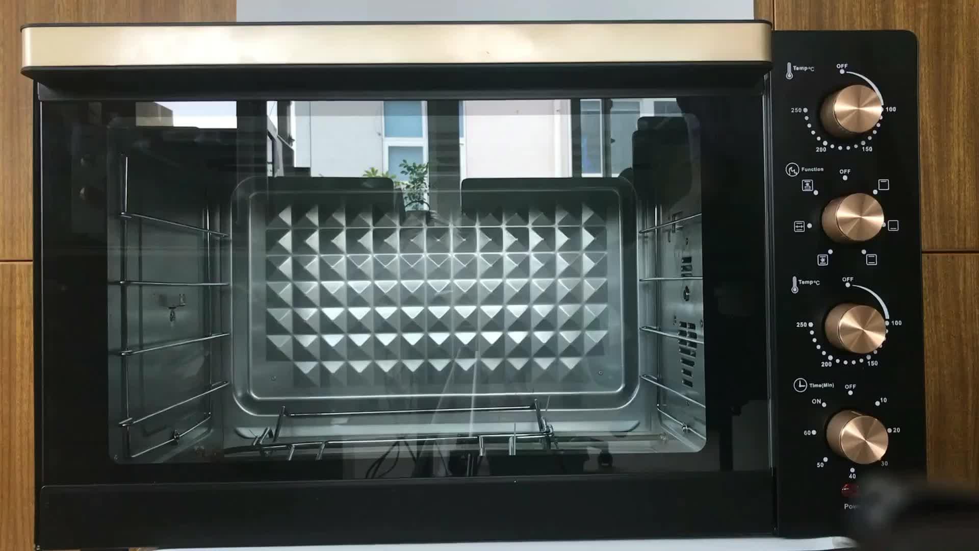 大容量電気トースターオーブン 80L 100L 120L 150L