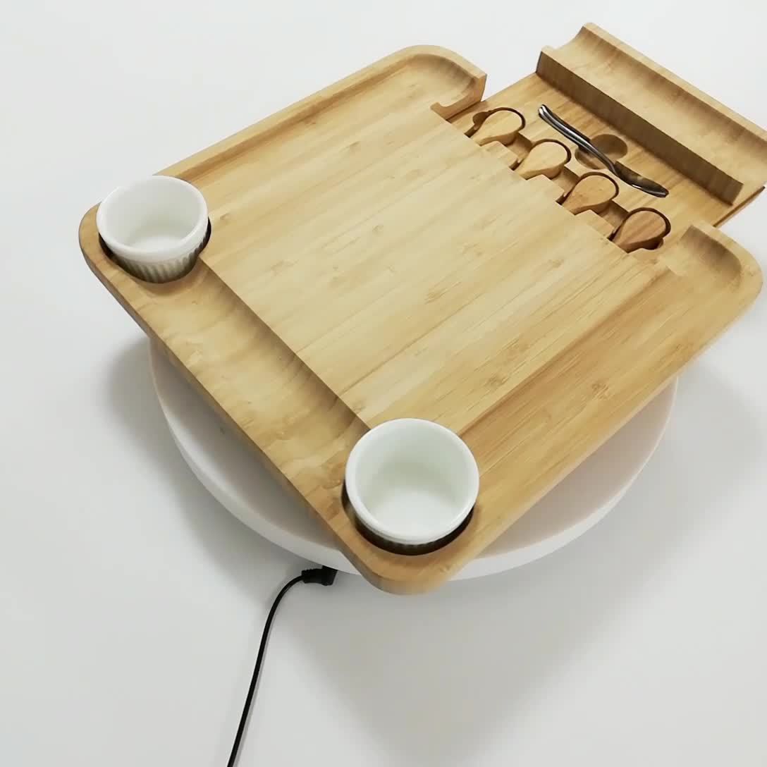 Organic bamboo cutting boards large kitchen cutting board and wooden cheese board
