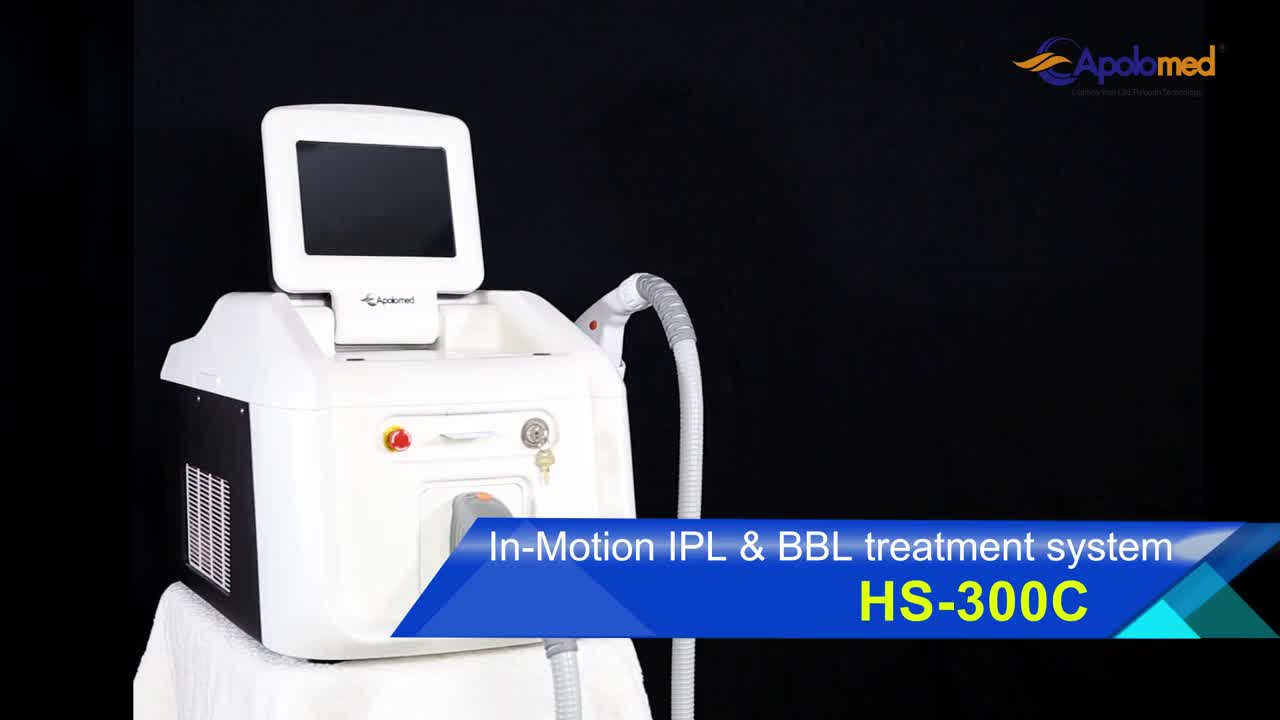 Professional Manufacturer e light ipl laser portable with high quality