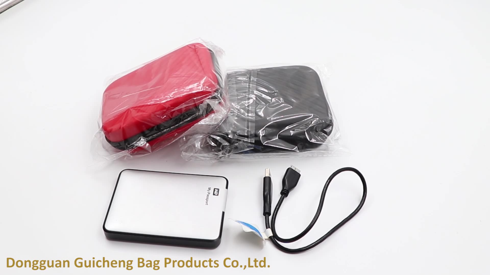 In stock Hard Drive Carrying Case for Western Digital WD My Passport Ultra WD Elements External Hard Drive 1TB 2TB