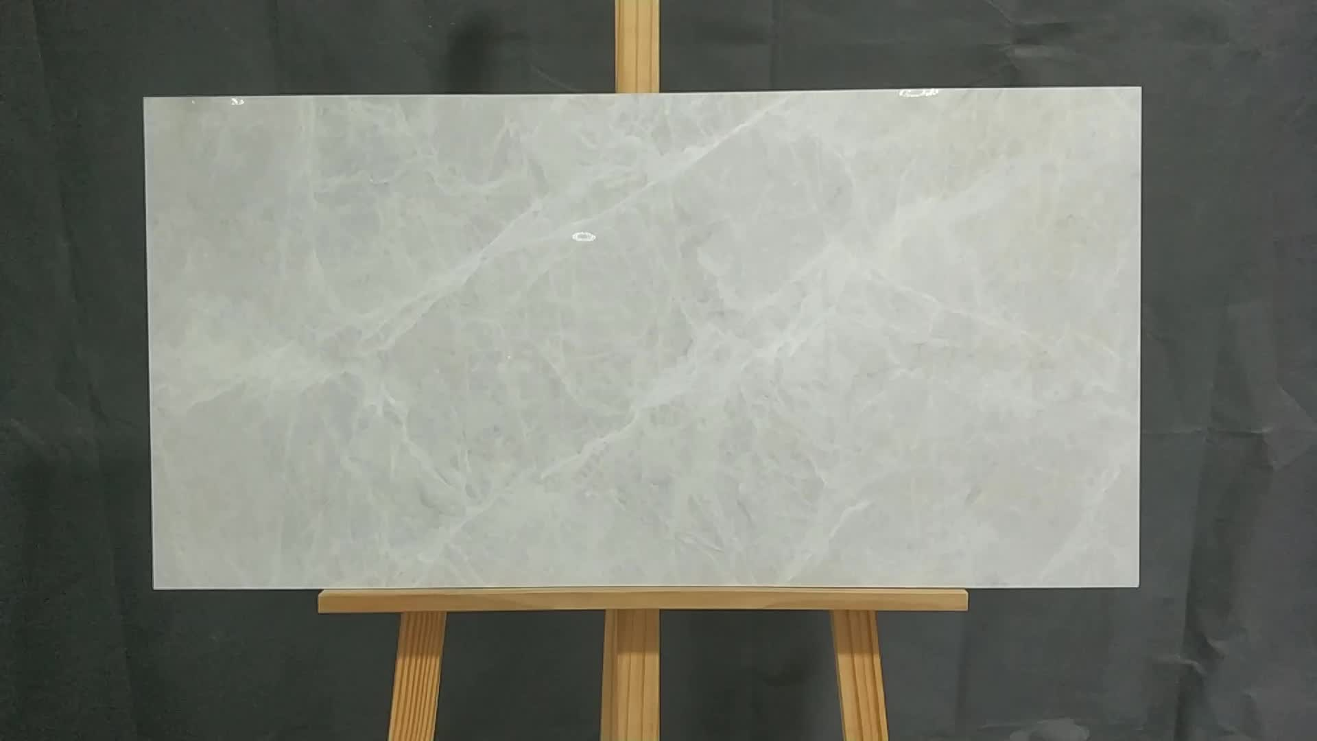 China supplier polish glazed floor and wall stone tiles marble