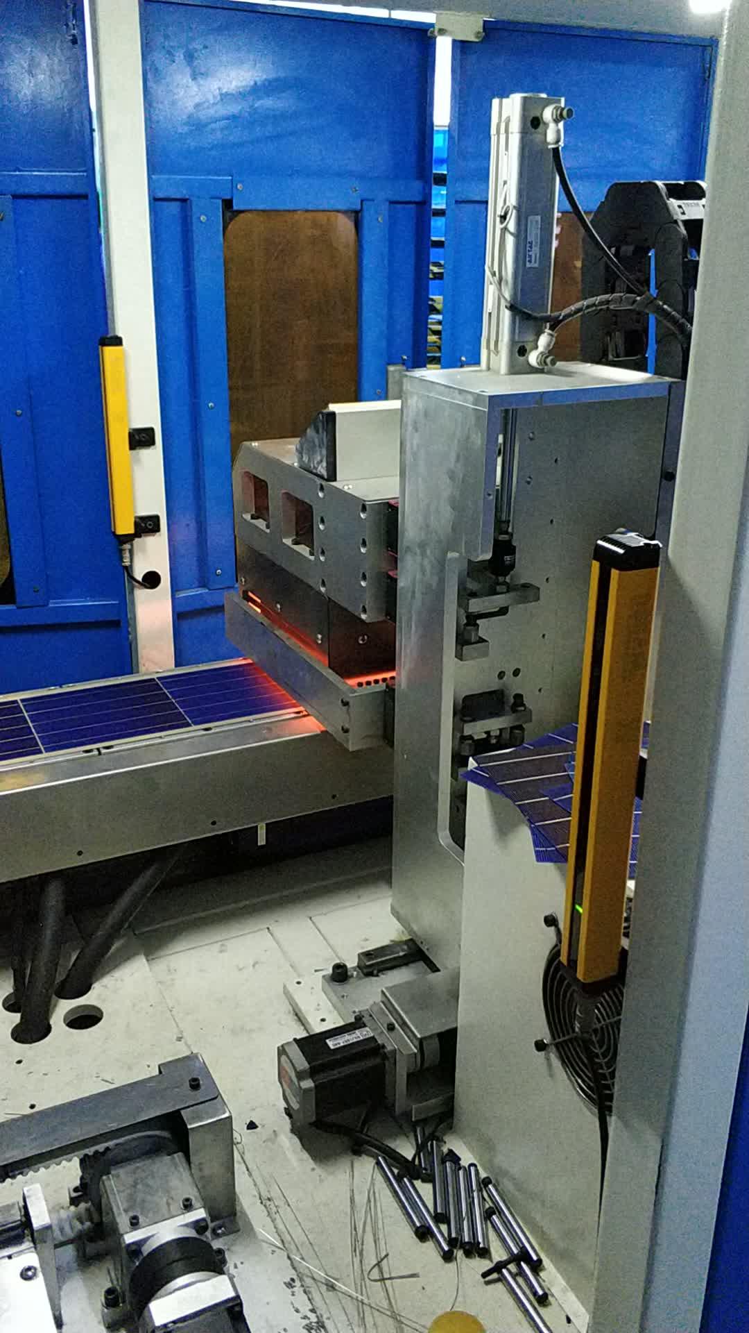 mono 120W foldable solar panel