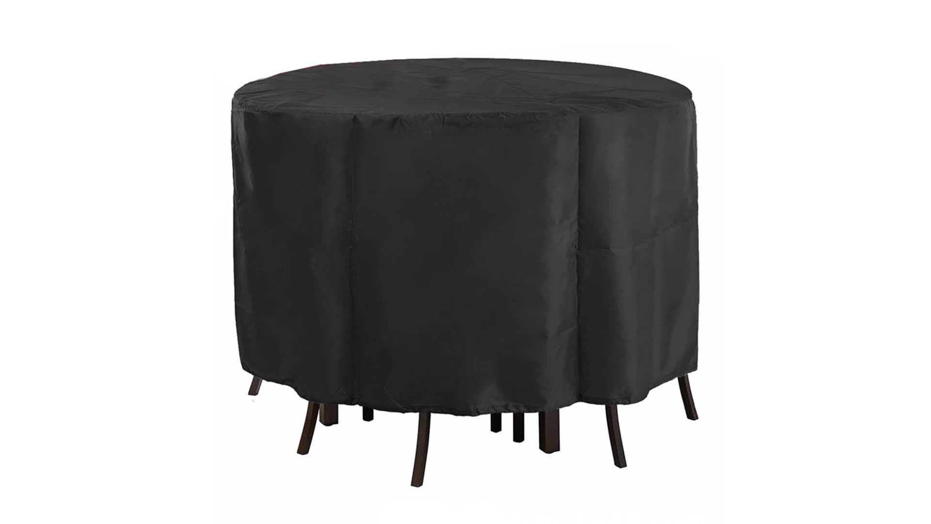 New Custom Design 210D Oxford Cloth Polyester Fiber mit PU Coating Round Table Cover