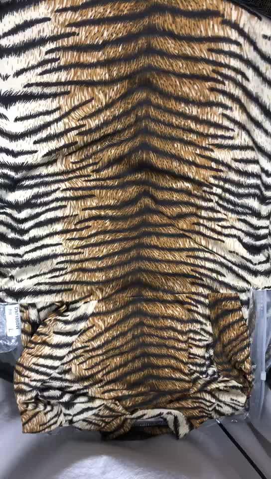 Imprimé léopard à manches longues mince moulante robe sexy 2019 automne hiver femmes streetwear fête robes tenues