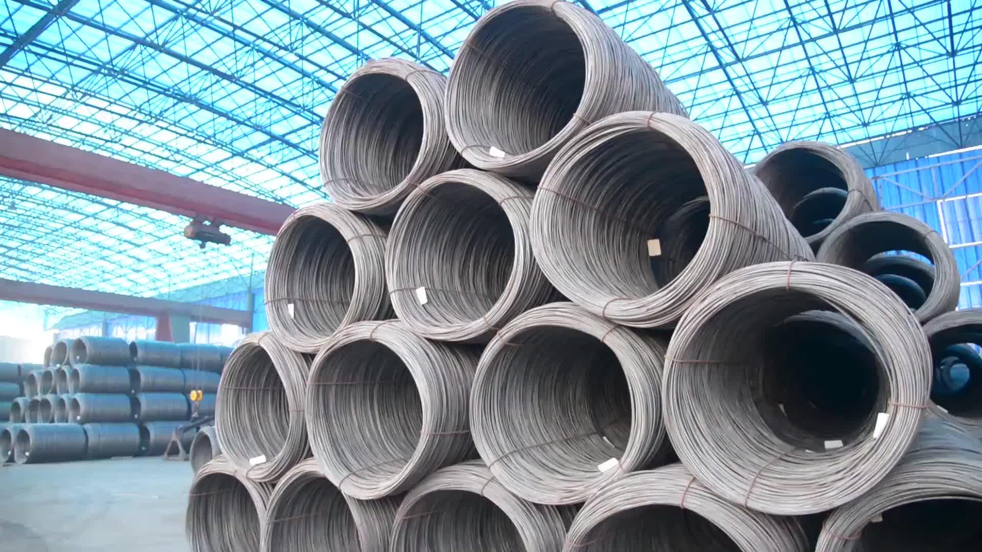 Pabrik Harga 4.77Mm Kawat Baja Galvanis Strand/Tetap Wire/Orang Kawat untuk ACSR