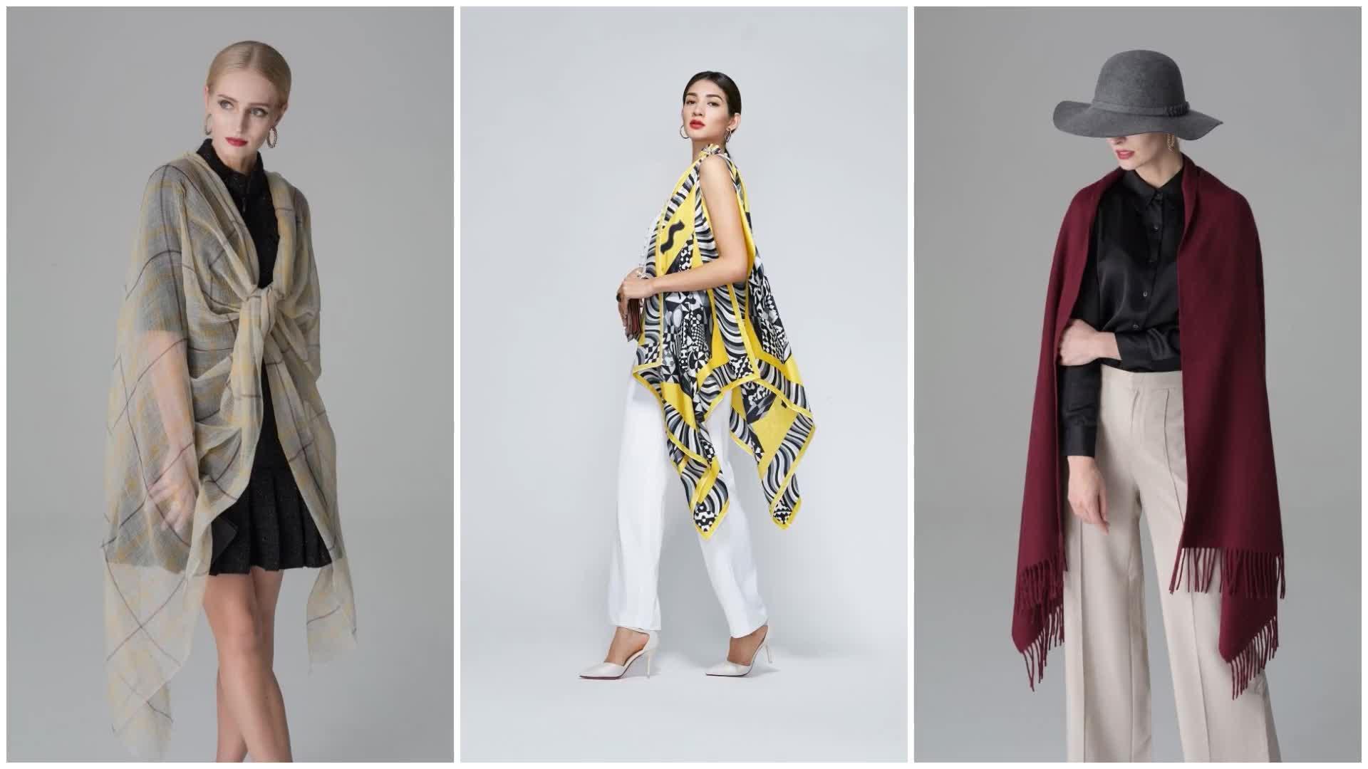 Chinois Femmes Vierges Soie Habotai 5mm Foulards En Soie Blanche pour Mourir