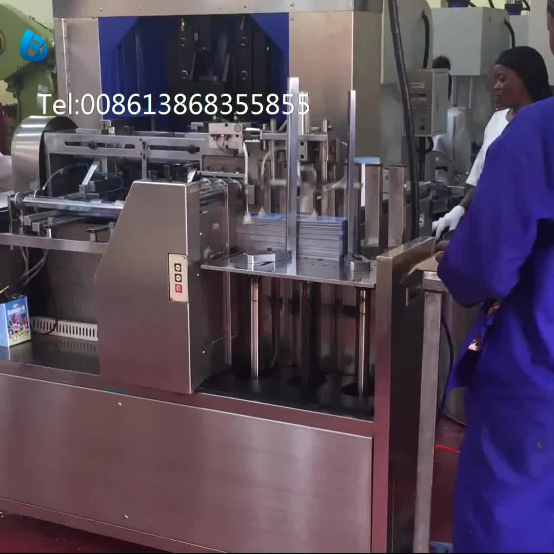 Small Round Can Making Equipment Tin Can Making Machine Can Making Production Line