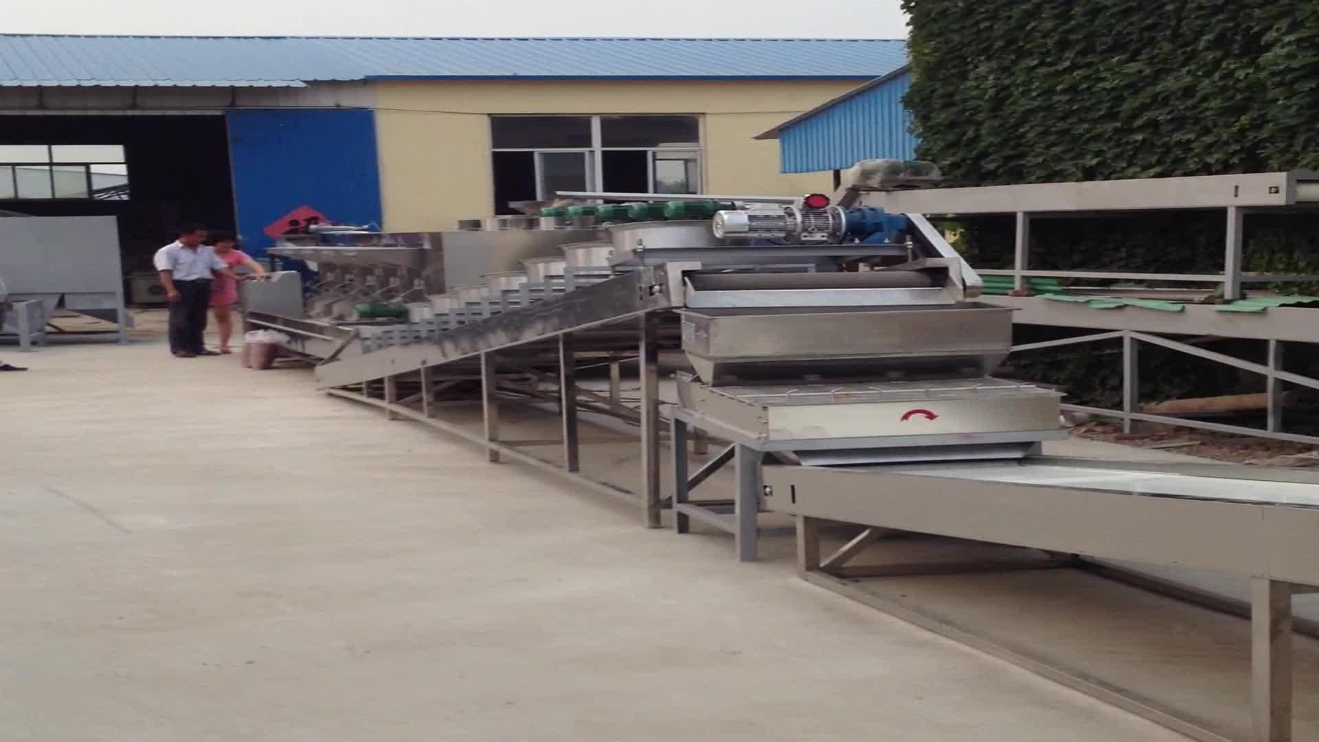 ホット販売工業用ピーナッツ大豆豆回転ドラム roasters 500 キロ容量機食品製造会社でアラブ首長国連邦