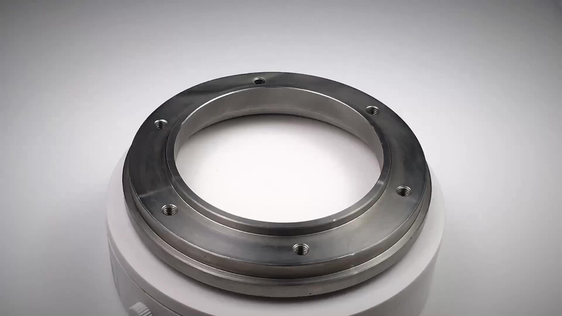 CNC 機械加工フランジインベストメント鋳造
