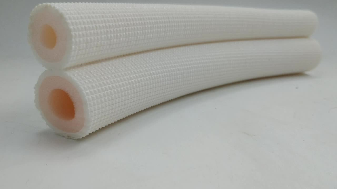 High Quality And Good Flexible PE/Rubber/Foam Insulation Pipes for Air Condition Or Refrigerator