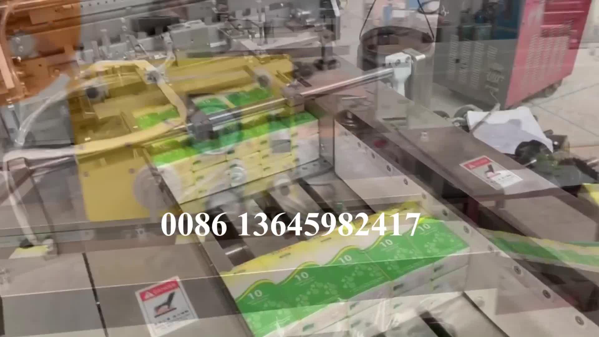 Utilisation quotidienne Mouchoir Serviette En Papier Faisant La Machine Ligne de Production