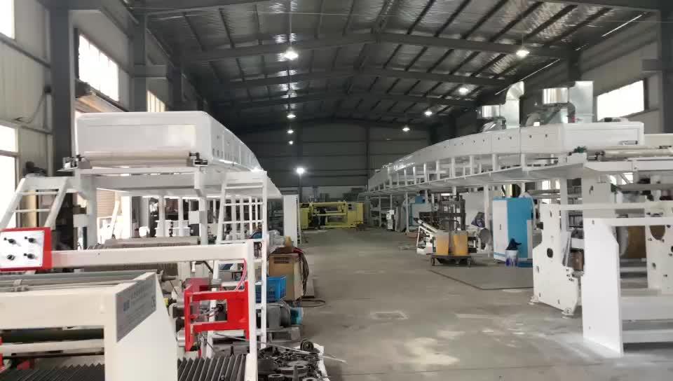 Mayer Bar Bopp jumbo roll coating machine