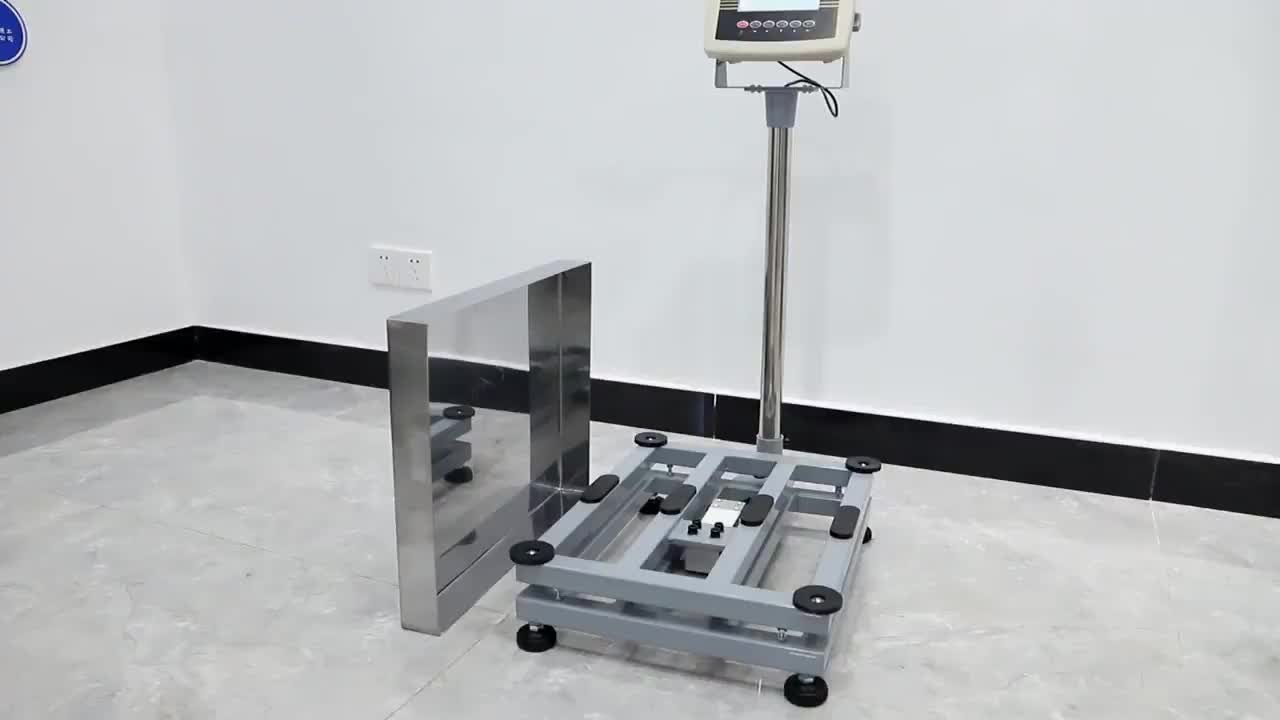China Suppliers Platform Weighing Scale with printer,Electronic Platform Scale