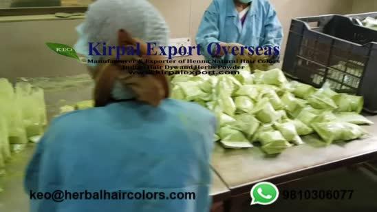Best Quality Indigo Hair Dye Powder
