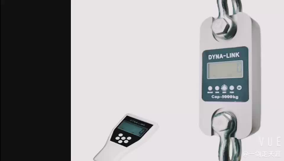 100T Electronic Wireless Dynamometer