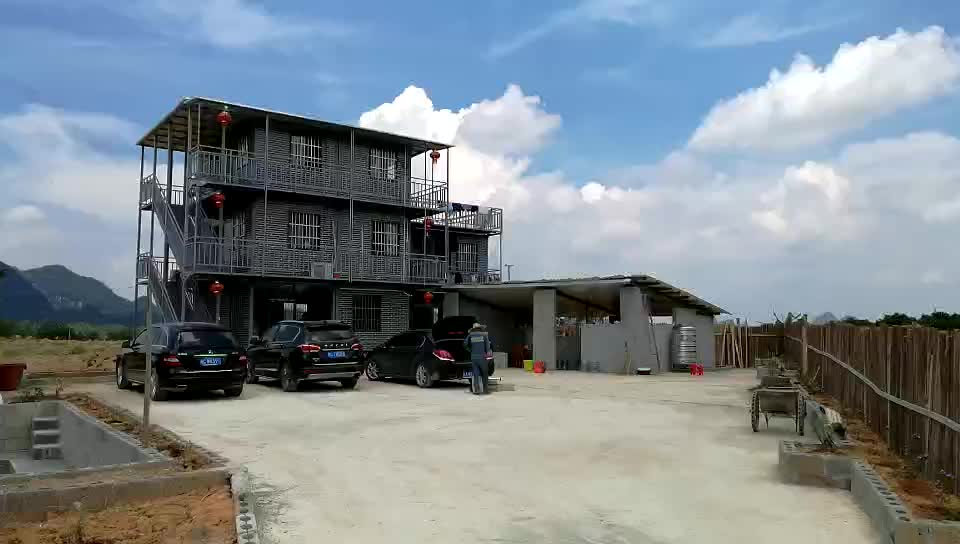 Fabricated container house prefab container homes