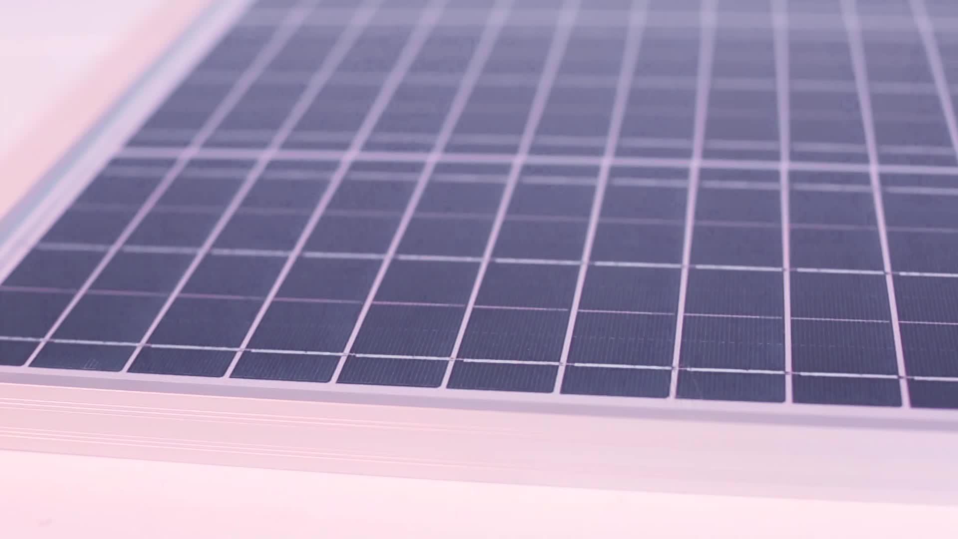 Goosun Energi 2019 Panas Dijual 327 W Sunpower Panel Tenaga Surya/Solar Panel 330 W 340 W 345 W 350 W 36 V panel Tenaga Surya/Solar Panel Canadian Solar Panel 330 W Harga