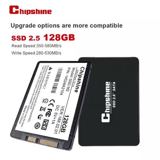 Chipshine 2.5 Interno SATA 6 GB/s hard disk 2.5 128GB ssd drive ssd interno