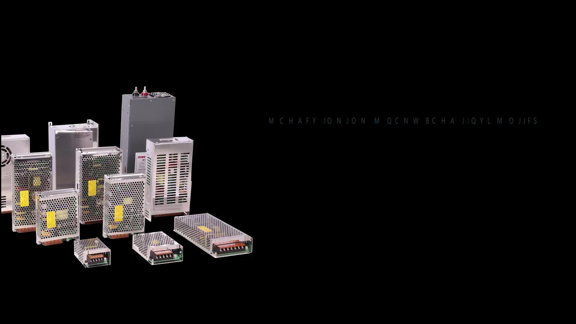 5 v 500 wát CCTV Camera/Dải LED/LCD đơn vị cung cấp điện với ROHS CE chấp thuận