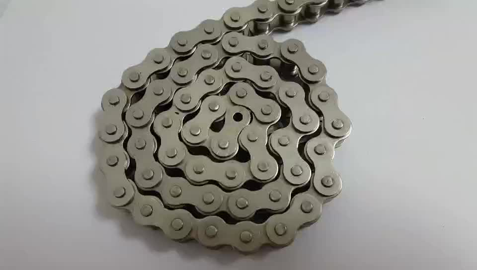 steel transmission roller chain sprocket for motorcycle car and agricultural machinery