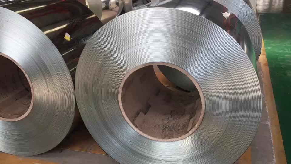 Galvanized Steel Coil dx51d galvanized for sheet metal product SGCC