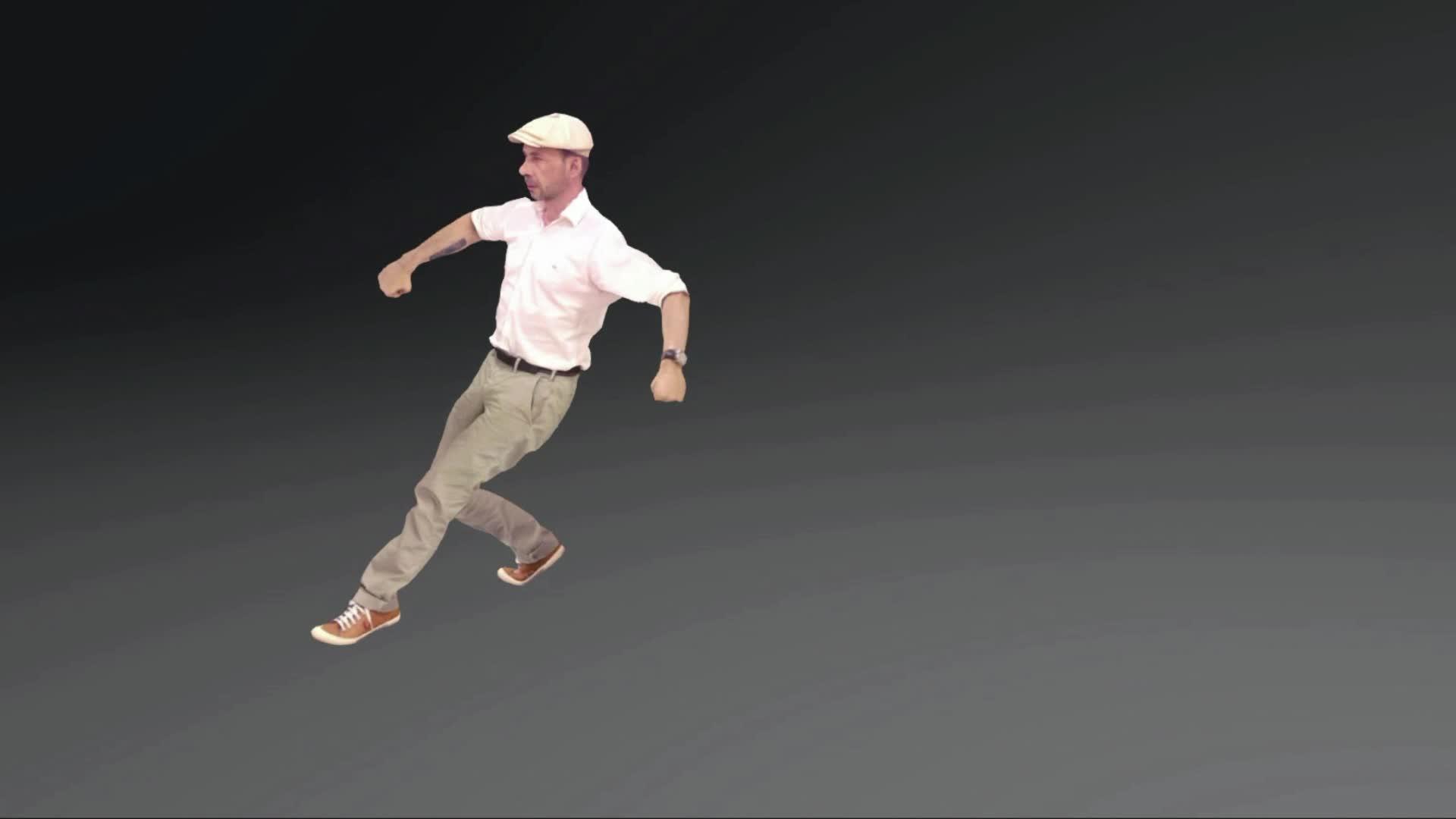 3d body scanner Portal MX สำหรับ full body scan