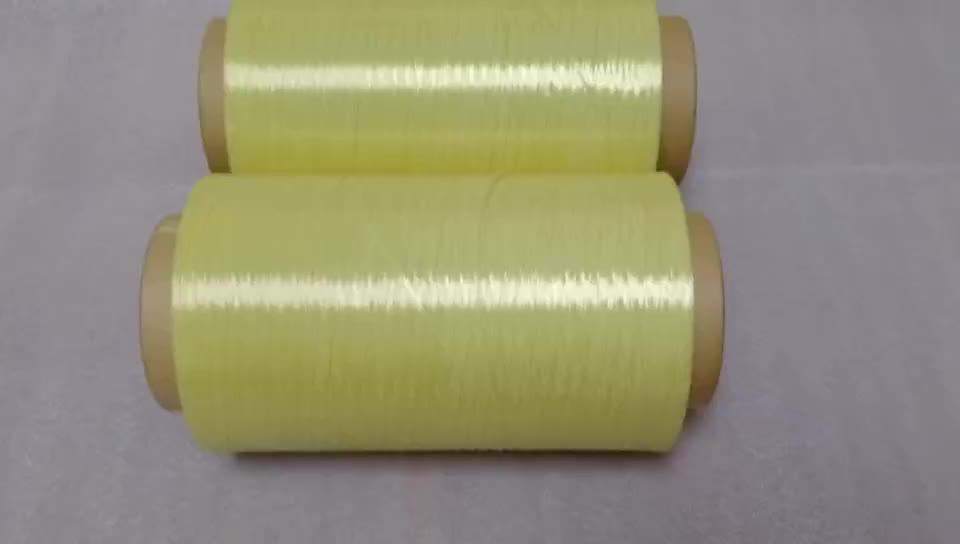 100% Para aramid fiber in 1500D