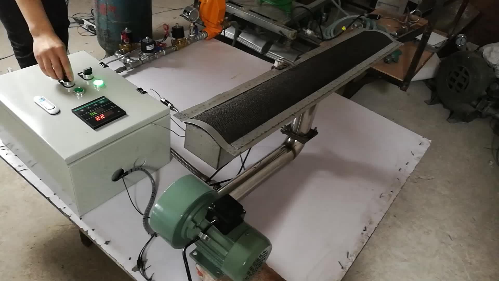 Temperatur control box für elektro pulver beschichtung aushärtung ofen 20 zu 500 grad Celsius