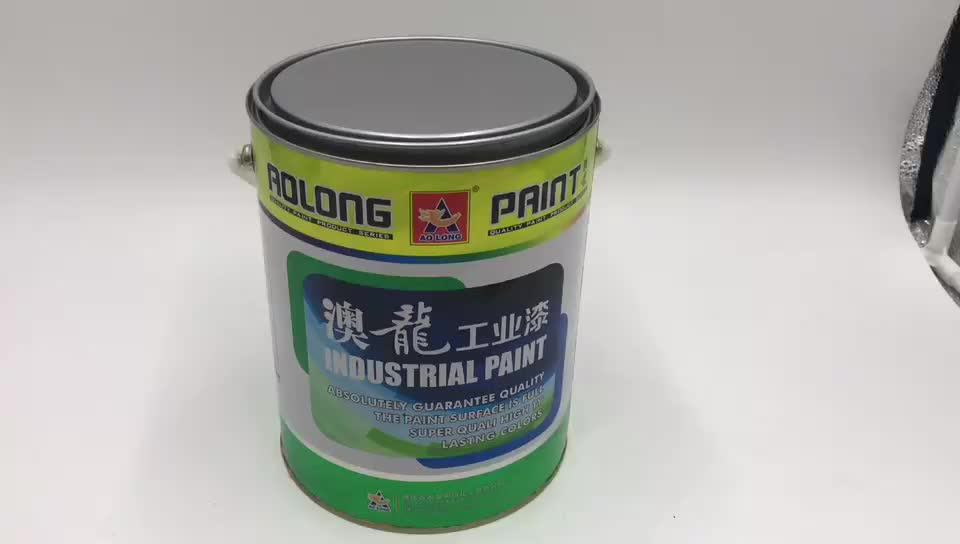 Tin can for Latex paint, coating or other chemical products
