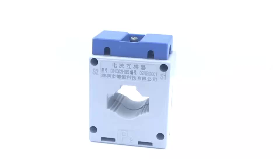 600A/5A 0.1 class high precision current transformer