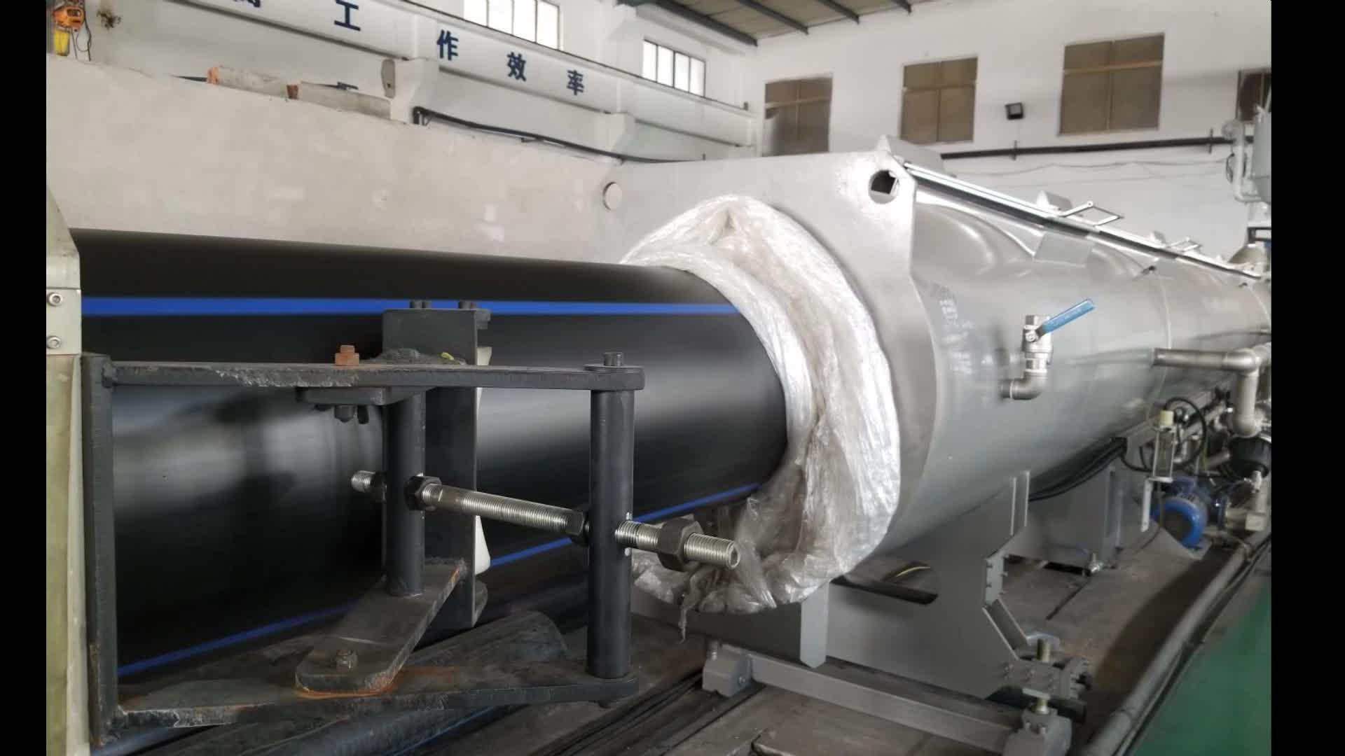 Çin Üretimi 355mm 560mm 110mm 250mm 40mm 75mm Tüp Polietilen Yüksek Kaliteli Poli Pe100 200mm hdpe boru Fiyatları
